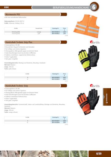 FORTIS Handschuh Technic Grip Gr 10